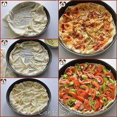 yufka pizzası:
