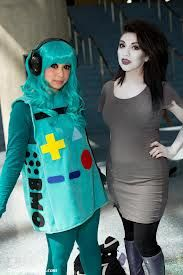 BMO and Marceline