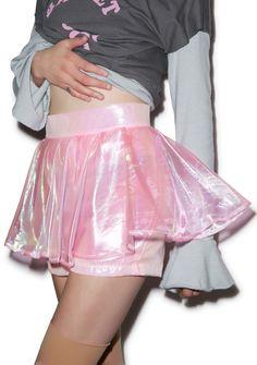 Ballet Baby Shorts   Dolls Kill