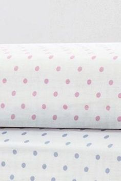 Buy Set Of 2 Polka Dot Fitted Cot Sheet from the Next UK online shop