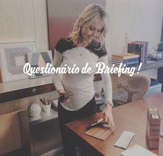 QUESTIONÁRIO DE BRIEFING!   Camila Klein