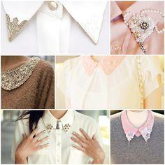 Pretty collars!
