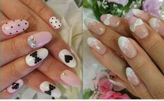Pretty nail for women. I love it!