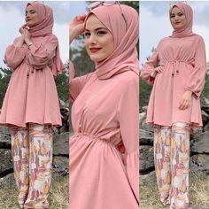 Modern Hijab Fashion, Muslim Women Fashion, Pakistani Fashion Casual, Stylish Dresses For Girls, Stylish Dress Designs, Designs For Dresses, Mode Abaya, Mode Hijab, Modest Outfits Muslim