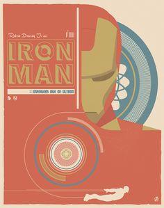 Iron Man by Matt Needle