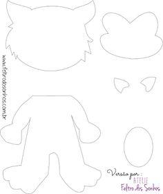「molde tres porquinhos」の画像検索結果