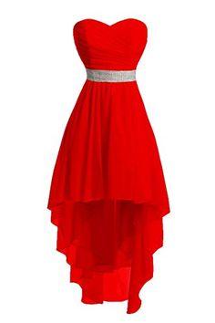 Chengzhong Sun Women High Low Lace Up Prom Party Homecoming Dresses Red Chengzhong Sun http://www.amazon.com/dp/B018RVTO00/ref=cm_sw_r_pi_dp_iaA0wb0CNNYJ8