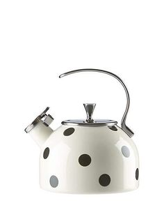 deco dot tea kettle - kate spade new york