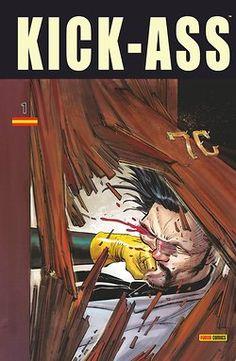 Kick-Ass #1 de Millar y Romita Jr.    Dibujo: John Rominta Jr.
