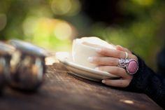 mmmhh Un thé sur une terrasse externe :)
