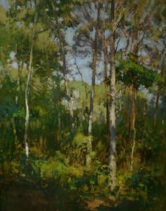 Ben Fenske, Through the Trees, Mashomack