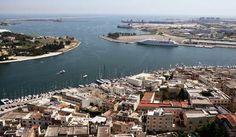 Civitavecchia, Porto di Roma