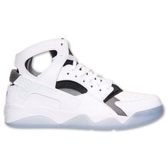 Buy Mens Nike Air Flight Huarache High White Silver Coupon New Release from  Reliable Mens Nike Air Flight Huarache High White Silver Coupon New Release  ... 2d61a7d77