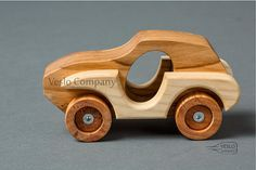 We make a kid's car using a high-quality oak, ash and beech wood The toy is processed with beeswax-based linseed oil Sizes: length – 17 cm, height – 8,5 см, width – 7 см. We guarantee the high quality. Made in Ukraine