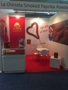 Our stand at IFFA 2016 Frankfurt / Nuestro stand en IFFA 2016 Frankfurt Come and visit us. Ven a vernos. ‪#‎pimentónahumado‬ ‪#‎lachinatacom‬ ‪#‎smokedpaprika‬