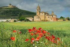 Castrojeriz, Castilla la Vieja, Camino de Santiago, Spain. | Flickr: Intercambio de fotos