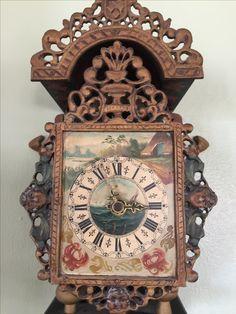 Antique Clocks Clock Wall