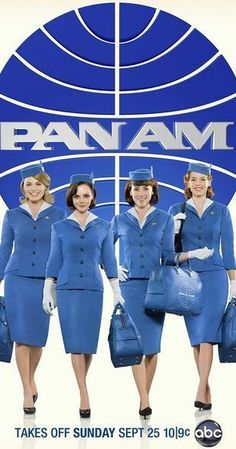 Pan Am (TV Series 2011–2012) photos, including production stills, premiere photos and other event photos, publicity photos, behind-the-scenes, and more.