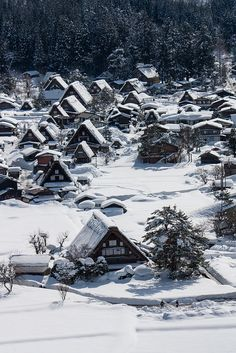 Shirakawa-go, Japan