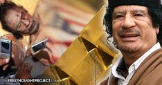 Five years ago today, the US helped successfully overthrow Gaddafi because his gold Dinar-backed pan-African currency threatened Western central banks.
