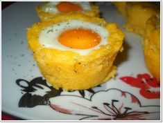 Egg And Romanian Polenta (Mamaliga) Timbale Recipe, Romanian Food, Romanian Recipes, Holiday Day, Tasty, Yummy Food, Halloween Food For Party, Russian Recipes, Polenta