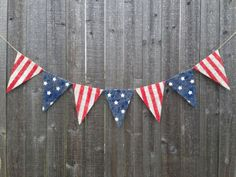 4th-Of-July-Burlap-Banner-American-Flag-Patriotic-Banner-July-Fourth-Decoration