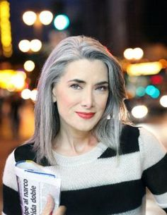 The+Silver+Fox,+Stunning+Gray+Hair+Styles