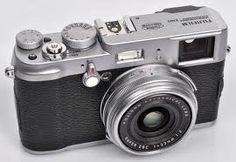 Fujifilm Finepix X100 retro design