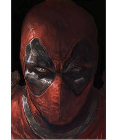 #Deadpool #Fan #Art. (Masacre / Deadpool) By: Dave Rapoza. (THE * 5 * STÅR…