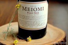 The Belle Glos Meiomi is a fantastic but pricy Pinot Noir. I really enjoyed this wine and was blown away by its perfect acidity, fruity tones, and oak & earthy finish.