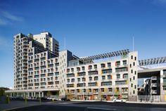 Via Verde  Dattner Architects; Grimshaw Architects