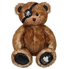 Build-a-Bear Pirate Bear
