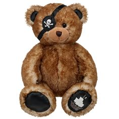 Build-a-Bear Pirate Bear