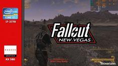 Fallout New Vegas - Radeon RX 580 | 1440p AMD VSR