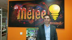 Christophe Blazquez dans La Mêlée ! #numérique #innovation #startups #technology