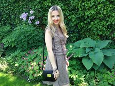 Lace and Leather... http://www.hannoverfashion.com/outfit/leather-and-lace/