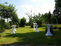 Auf Burg Bubenheim gibt es zahlreiche Möglichkeiten Euer Fest im Außenbereich zu gestalten.