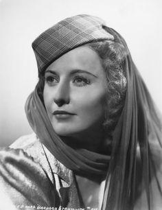 Linda Darnell. Barbara Stanwyck