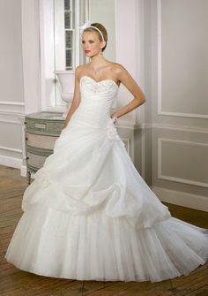 Beautiful #wedding dress!