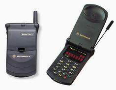 El gran deseado allá por el 97 (Motorola StarTAC)