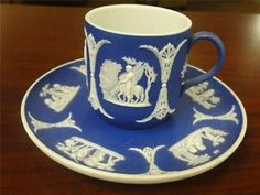 Antique Wedgwood England Jasperware! How can you not notice,