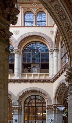 Vienna, Palais Ferstel | 100509_2587_kw - better view | Flickr