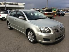 Japanese vehicles to the world: 2007 Toyota Avensis sold to Kenya