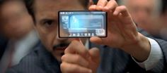 Has the transparent smartphone finally arrived? | The Verge : Can't wait to see where this goes next