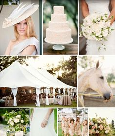 whimsical Kentucky Derby wedding inspiration i like the tent 357c2a07c5fe