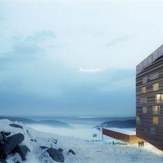 Hotel Belchenhaus Proposal - Concept Design