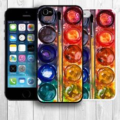 Fashion Watercolor iPhone 5s 5 Case Colorful For Artist iPhone 5s Cover  #Colorful #ForArtist #ForDesigner #iPhone5s #iPhone5sCase #iPhone5sCover #Watercolor 2014 xmas gift idea