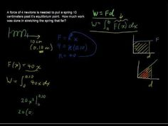 Solving Work Problems with Calculus
