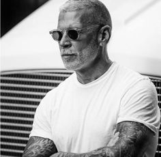 Nick Wooster by TuckedStyle.com