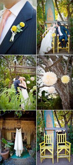 Carmel alley Wedding by Alison Hotchkiss